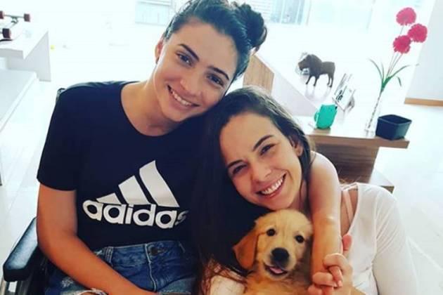 Lais e Paula/Instagram