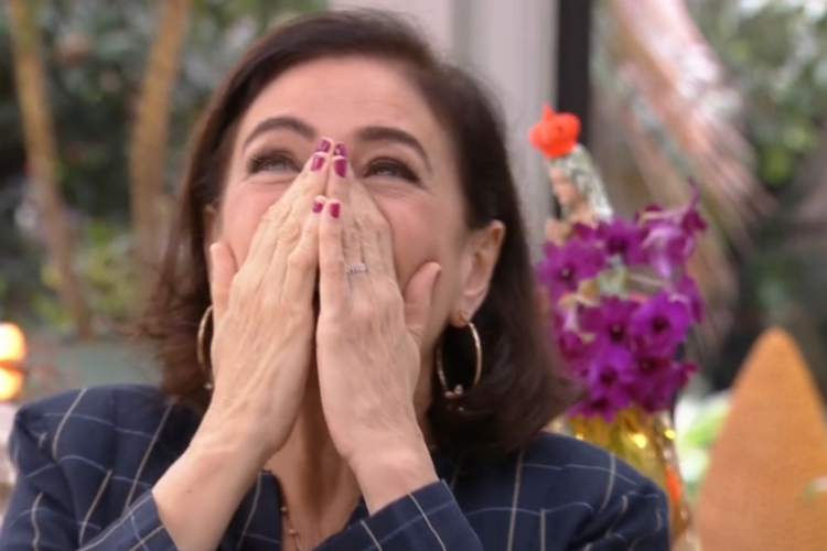 Lilia Cabral/Reprodução Globoplay