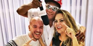 Liminha e Fernanda Fiuza em entrevista exclusiva ao Área VIP