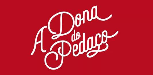 Logo - A Dona do Pedaço/TV Globo