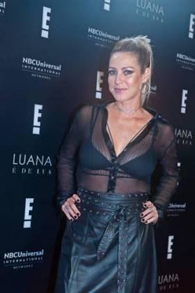 Luana Piovani (Cristina Villares/Divulgação E!)