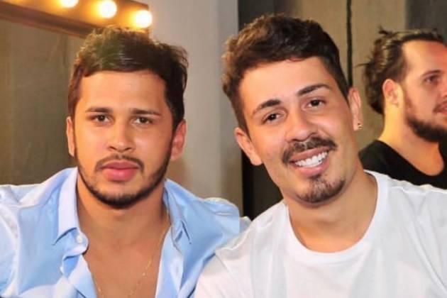 Lucas Guimarães e Carlinhos Maia - Reprodução/Instagram