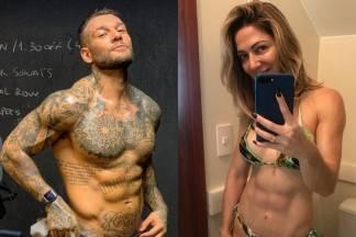 Lucas Lucco e Karina/Reprodução Instagram