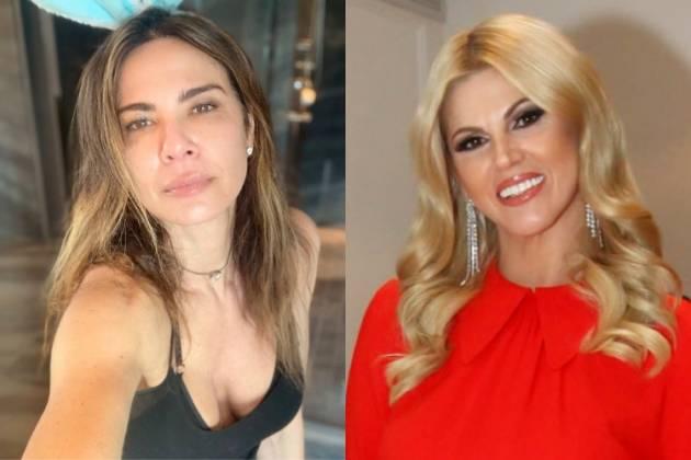 Luciana Gimenez e Val Marchiori/Reprodução Instagram