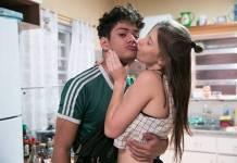 Malhação - Anjinha e Cléber (Globo/Raquel Cunha)