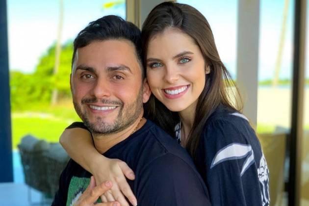 Mano Walter e Débora Silva - Reprodução/Instagram