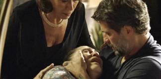O Sétimo Guardião - Judith morre (Reprodução/TV Globo)