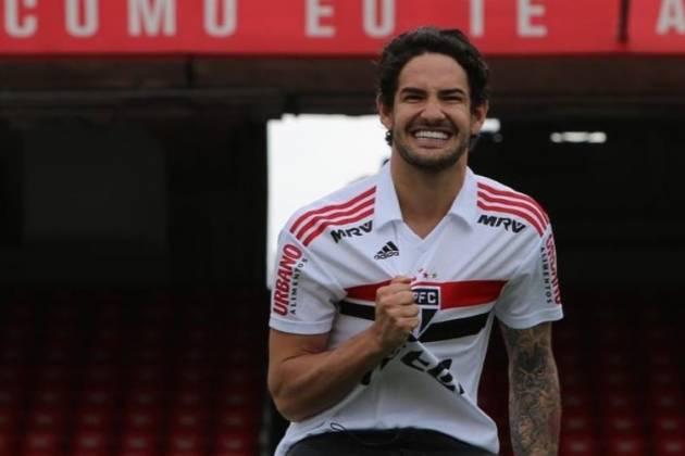 Jogador Alexandre Pato - Reprodução/Instagram