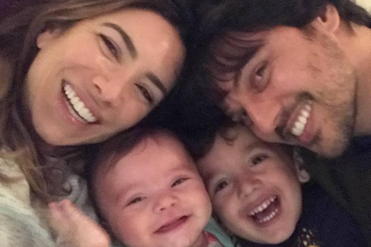 Patricia, Jane, Pedro e Fábio - Reprodução: Instagram