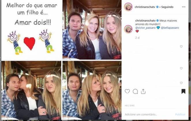 Post - Christina Rocha/Instagram