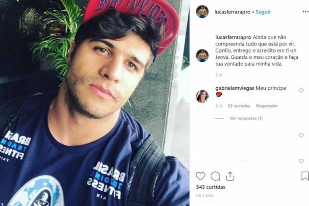 Post - Lucas/Instagram