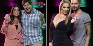 Power Couple Brasil 4 - 1ª DR