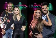 Power Couple Brasil 4 - Casais da 2ª DR