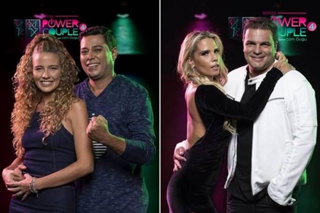 Power Couple Brasil 4 - Casais da 3ª DR