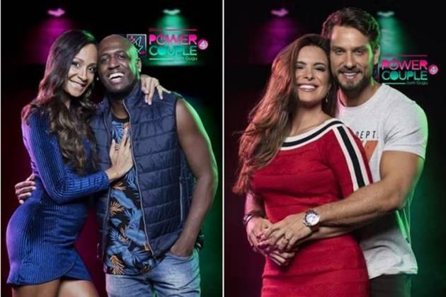 Power Couple Brasil 4 - Casais da 4ª DR