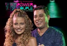 Power Couple - Debby Lagranha e Leandro Amieiro (Antonio Chahestian/Record TV)