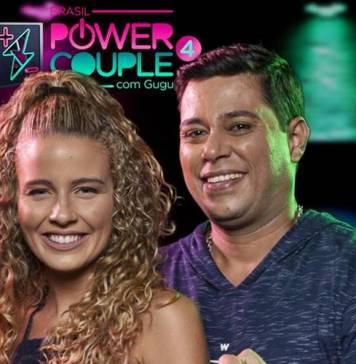 Power Couple - Debby Lagranha e Leandro Amieiro (Antonio Chahestian/Record TV)