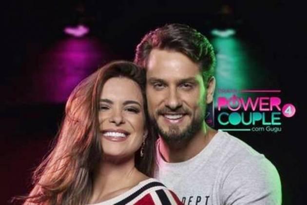 Power Couple - Kamilla e Elieser (Edu Moraes/Record TV)