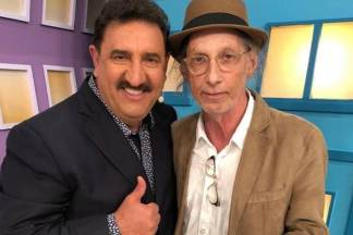 Ratinho e Arnaldo Saccomani/Instagram