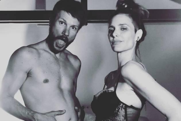 Rodrigo Hilbert e Fernanda Lima - Reprodução/Instagram