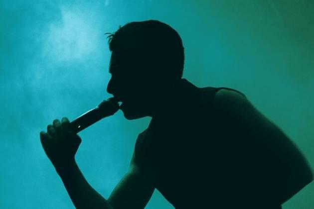 Silhueta cantor/Reprodução