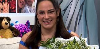 Silvia Abravanel (Reprodução/TV Aparecida)