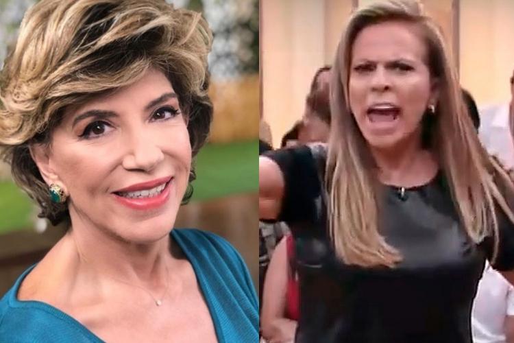 """Treta! Silvia Poppovic detona Christina Rocha e 'Casos de Família': """"Não tem credibilidade"""""""