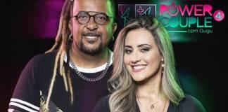 Tchakabum e Elaine (Edu Moraes/Record TV)