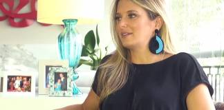 Ticiane Pinheiro - Reprodução/YouTube