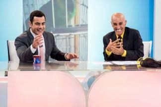 Tino e Amin/Record TV