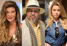Topissima - Elenco (Blad Meneghel/Record TV)