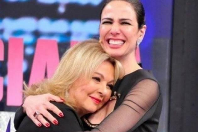 Vera e Luciana Gimenez - Reprodução/Internet