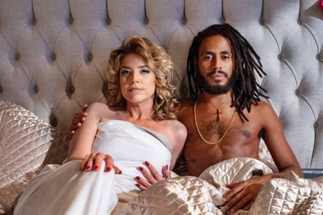 Verão 90 - La Donna e Ticiano (Globo/Raquel Cunha /Estevam Avellar)