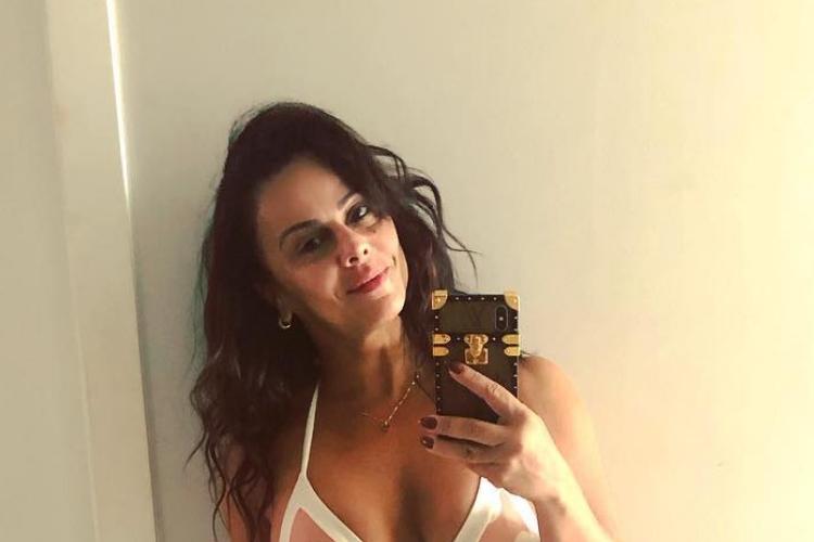 Viviane Araújo/Reprodução Instagram