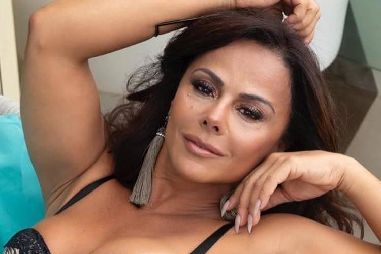 Viviane Araújo volta a falar sobre burburinhos de gravidez