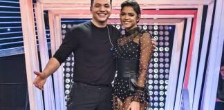 Wesley Safadão e Lucy Alves (Globo/Fábio Rocha)
