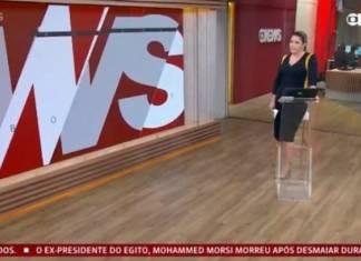 Globo News/Reprodução