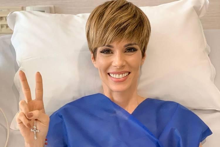 Ana Furtado encerra tratamento contra o câncer