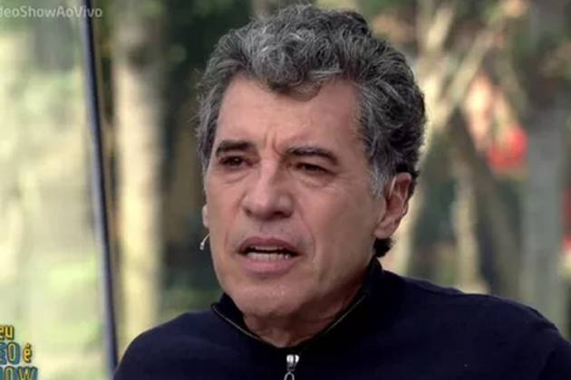 Paulo Betti - Reprodução/Globo