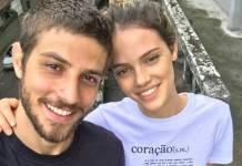 Chay Suede e Laura Neiva/ Instagram