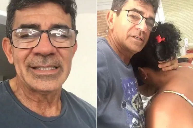 """Após tragédia fatal, Gabriel Diniz é relembrado pelo pai em homenagem emocionante: """"Saudades desses olhos marcantes"""""""
