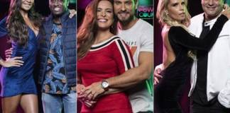 Drika e André, Kamilla e Elieser ou Taty e Braga