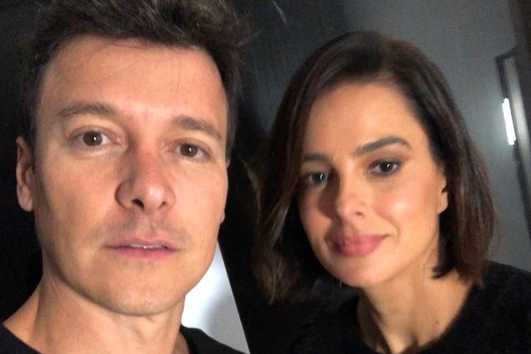 Vera Viel comenta sobre primeiro encontro com Rodrigo Faro