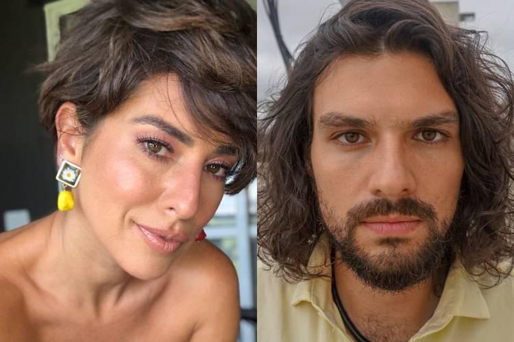 Fernanda Paes Leme é surpreendida com resposta do irmão sobre seu homem ideal