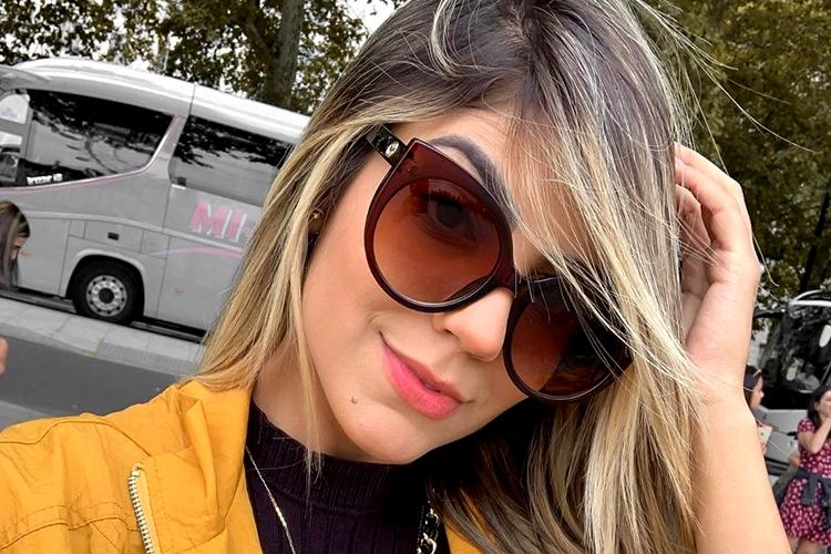 Hariany Almeida - Instagram/Reprodução
