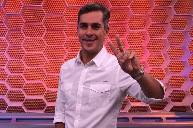 Apresentador rompe com a Rede Globo antes do fim do contrato