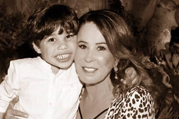Zilu Camargo abre o coração ao parabenizar o neto
