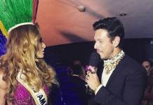 João Vicente e Sabrina Sato/ Instagram