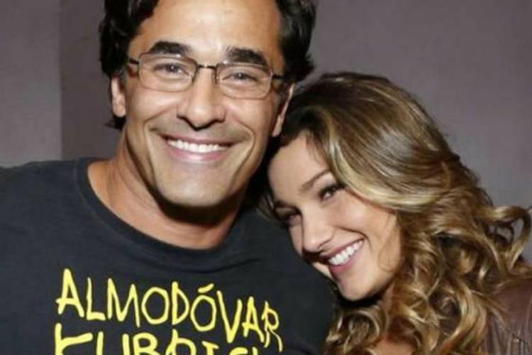 Luciano Szafir fala sobre o namoro de Sasha com Bruno Montaleone: 'Se ela não estiver feliz, ele vai ter problemas'