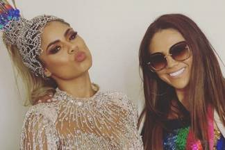 Lexa e sua mãe - Instagram/Reprodução